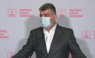 """Ciolacu: """"Nu vom depune motiune ca sa facem jocurile din interiorul PNL. Am zis sa depasim, totusi trebuie sa fie depus acest PNRR"""""""