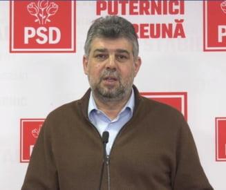 Ciolacu: Am facut o conexiune intre cele doua Camere pentru ca proiectele noastre sa fie votate in 10 zile