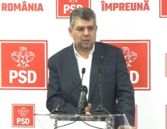 Ciolacu: Am vorbit cu dl Caprar si m-a anuntat ca exista DNA la sediul PSD