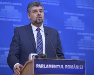 Ciolacu: Propun desfiintarea Comisiei Iordache. Modificarea Codurilor sa se faca in Comisia Juridica
