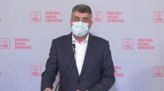 Ciolacu: S-a facut o presiune ca noi sa depunem motiunea de cenzura in aceasta perioada, cat era criza politica din interiorul coalitiei, galceava aia