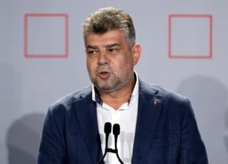 """Ciolacu, intrebat daca exista oameni din PNL care sa voteze motiunea de cenzura: """"Exista astfel de semnale si vom continua negocierile"""""""