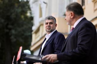 """Ciolacu anunta ca social-democratii vor sa intre la guvernare dupa alegeri: """"Vom negocia crearea unei majoritati, dar nu cu PNL"""""""