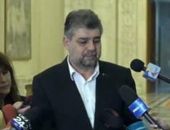 Ciolacu cheama Parlamentul din vacanta abia pe 27 ianuarie. Votul pe motiune va fi in februarie