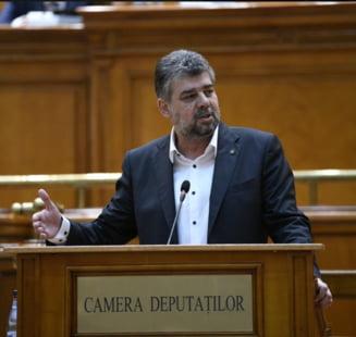 Ciolacu face o informala cu sefii PSD din judete, unde se va discuta cazul Pintea