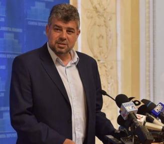 Ciolacu spune ca Orban trebuia sa isi dea demisia dupa aparitia fotografiei in care fumeaza la Palatul Victoria