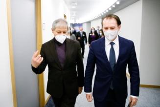 """Cioloș exclude ca USR PLUS să revină la guvernare dacă Florin Cîțu rămâne premier: """"Sunt şanse să continuăm coaliţia de guvernare cu PNL şi UDMR"""""""
