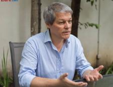 Ciolos: Alegerile anticipate sunt singura alternativa la impasul politic in care ne aflam