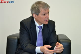 Ciolos: Cred ca in turul doi la prezidentiale vor intra candidatul PNL si candidatul USR-PLUS