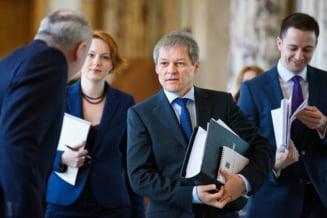 Ciolos: Daca vor fi alegeri anticipate ne asumam sa fim parte a acestei solutii. PSD-ALDE a esuat!