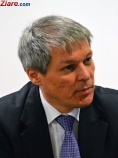 Ciolos: Economia Romaniei nu se poate dezvolta, cand jumatate din personalul apt de munca este angajat la stat