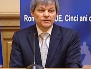 Ciolos: In UE, Romania nu s-a alaturat unei croaziere all-inclusive