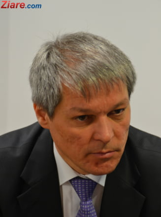 Ciolos: Nu-l cunosc pe domnul Soros, am vazut ca Ponta s-a fotografiat cu el