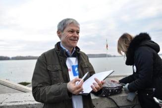 Ciolos, despre incidentele de la Topoloveni: Dragnea si PSD incep sa se comporte ca pe propria mosie