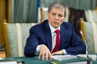 Ciolos, din nou la raport in Parlament - vorbeste despre reforma administratiei publice