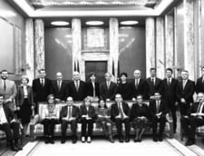 Ciolos, o noua reuniune informala cu ministrii sai, la vila Lac