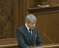 Ciolos a dat explicatii in Senat in cazul Antena 3: Ce spune de ANAF si libertatea de exprimare (Video)