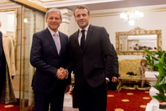 Ciolos a decis sa o sustina pe candidata lui Macron in CE, desi e acuzata de coruptie