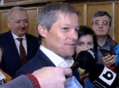 Ciolos a declarat razboi coruptiei: Schimbarea trebuie sa inceapa de la fiecare dintre noi (Video)