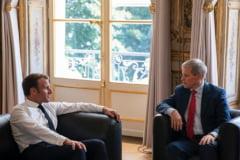 Ciolos a discutat cu Macron despre comisarii europeni nominalizati: Nu dau niciun cec in alb nimanui