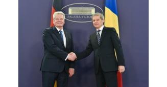 Ciolos a vorbit cu presedintele Germaniei sa mearga la toamna dupa investitori nemti