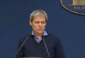 Ciolos anunta ultimele masuri pentru raniti, medici si ISU dupa tragedia din Colectiv (Video)