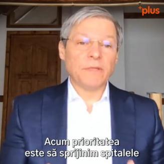 Ciolos anunta un armistitiu politic total. Barna: Vom continua sa reactionam