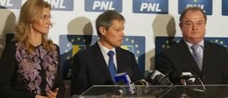 Ciolos are sustinerea PNL - ce i-au spus liderii liberali sa faca
