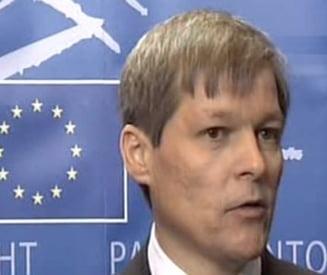 Ciolos despre Schengen: Ma bucur ca Romania invata si sa spuna 'nu'