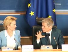 Ciolos i-a scris Ursulei Von Der Leyen: Protejarea statului de drept in Europa nu poate fi negociata