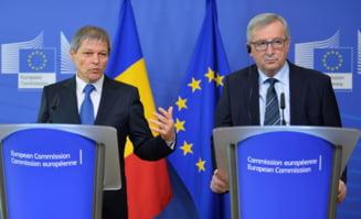 Ciolos pleaca la Bruxelles, unde are intalniri cu seful Comisiei Europene si alti oficiali de rang inalt