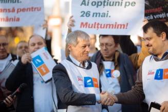 Ciolos saluta organizarea referendumului pentru justitie: Nu-i lasa sa scape. Hai la vot!