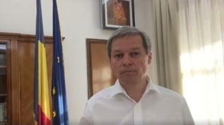 Ciolos si-a donat tot salariul pe o luna pentru Cumintenia Pamantului: Brancusi e si al meu! (Video)
