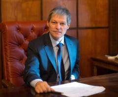 Ciolos va fi decorat de presedintele R. Moldova cu aceeasi distinctie pe care a primit-o si Iohannis