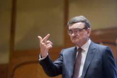 Ciorbea s-a intalnit cu trei condamnati pentru coruptie sa puna la cale soarta completurilor de judecata