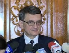 Ciorbea sesizeaza CCR pentru un articol de lege declarat deja constitutional in 2012