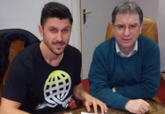 Ciprian Marica, primele declaratii: Iata de ce am semnat cu Steaua