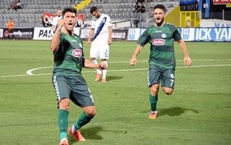 Ciprian Marica a marcat pentru noua sa echipa din Turcia