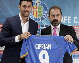 Ciprian Marica s-a transferat la o noua echipa - oficial