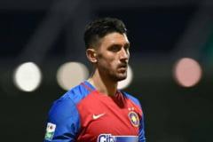 Ciprian Marica si-a anuntat plecarea de la Steaua: Contractul meu s-a incheiat