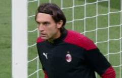 """Ciprian Tatarusanu a fost """"super-erou"""" in derby-ul orasului Milano. Portarul roman a anuntat cat vrea sa mai joace fotbal"""