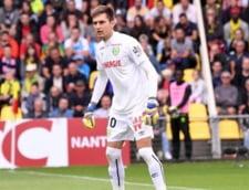 Ciprian Tatarusanu a gafat la ambele goluri primite de Nantes in infrangerea cu Lille (Video)