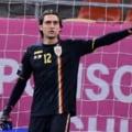 "Ciprian Tatarusanu a gresit grav la primul meci ca titular la AC Milan. ""Diavolii"", egal dramatic cu AS Roma"