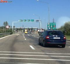 Circulatia e blocata pe Autostrada Soarelui, in drum spre mare. Au avut loc trei accidente