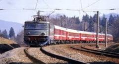Circulatia trenurilor intre Drobeta-Turnu Severin si Craiova ar putea fi inchisa mai multe saptamani