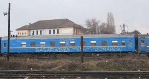 Circulatia trenurilor spre Republica Moldova a fost reluata