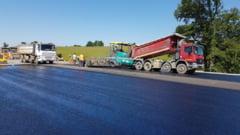 Circulatie fara restrictii de viteza pe lotul 3 din autostrada Lugoj-Deva, intre nodul Ilia si nodul Holdea, de miercuri seara