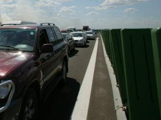 Circulatie restrictionata pe A2 Bucuresti - Constanta din cauza unor lucrari pe carosabil. Recomandarile politistilor rutieri