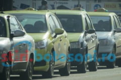"""Circuli cu taxiul in Botosani si nu primesti bon? """"Cursa e gratis, taximetristul ramane fara bani!"""""""