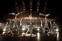 Cirque du soleil revine la Bucuresti cu un nou spectacol